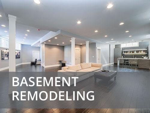 Basement Remodeling - Sebring Services