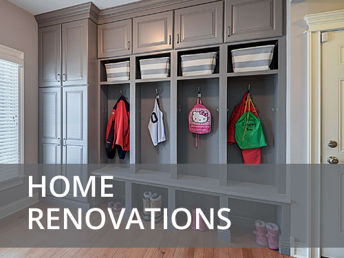 Home Renovations - Sebring Services