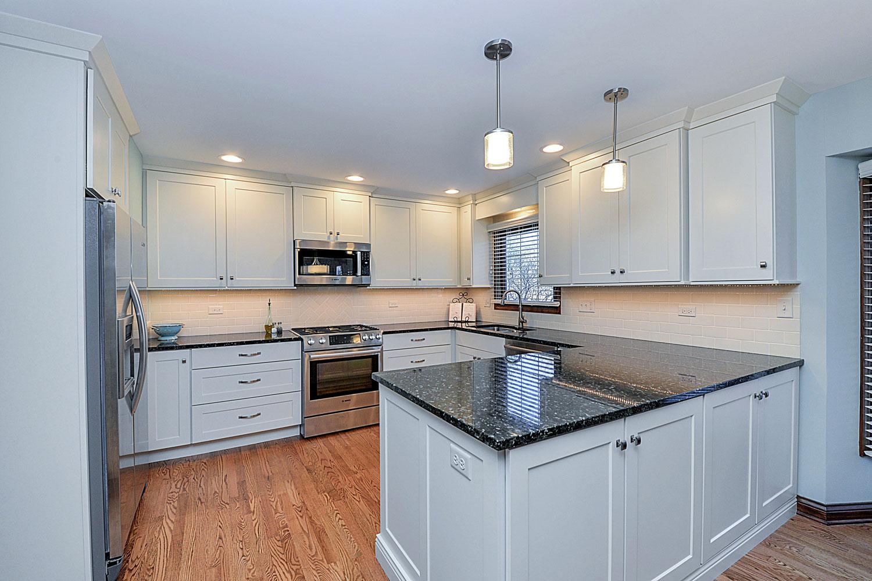 George carol 39 s naperville kitchen remodel pictures home remodeling contractors sebring Kitchen design and remodeling aurora