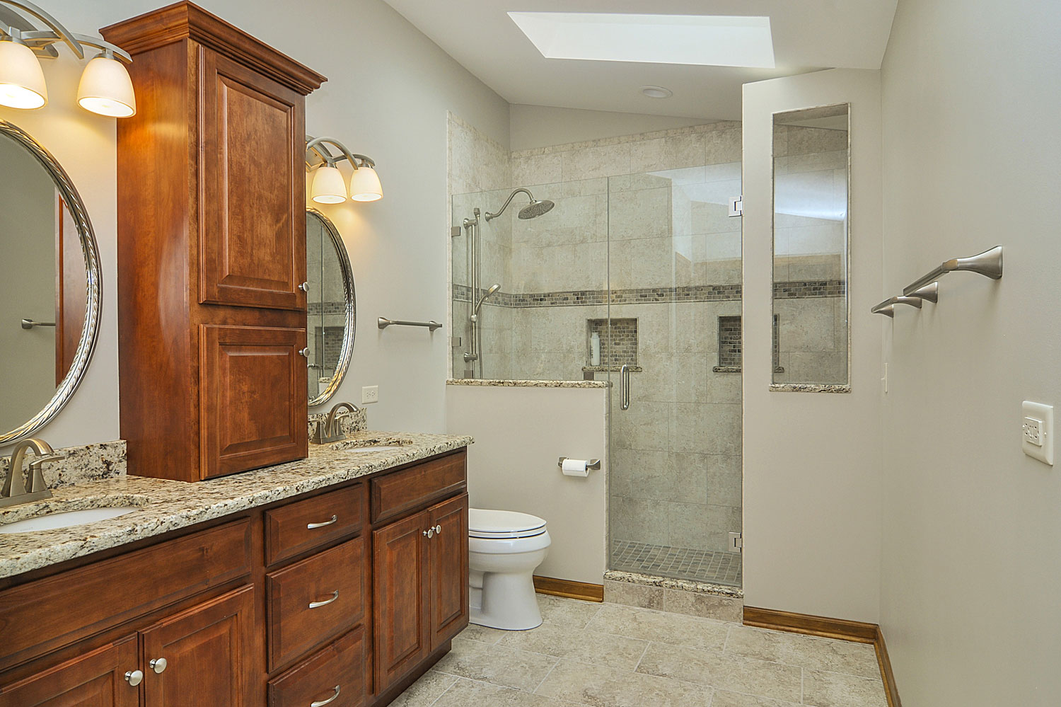 Rick & Marlene's Master Bathroom Remodel Pictures | Home ...