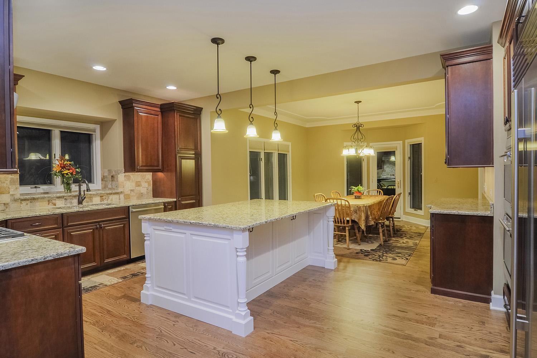 Bernard karan 39 s kitchen remodel pictures home remodeling contractors sebring design build Kitchen design and remodeling aurora