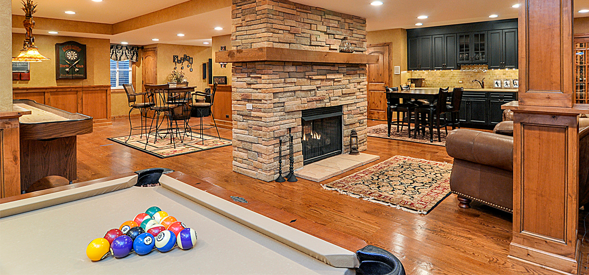 8 awesome basement remodeling ideas plus a bonus 8 for Remodel design services