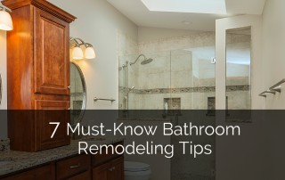 Must-Know Bathroom Remodeling Tips 1 Sebring Services