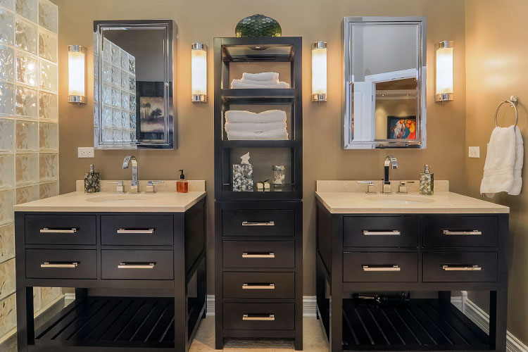 Bathroom remodeling home remodeling contractors for Bathroom remodel 85382