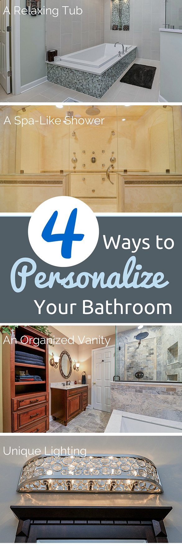 4 Ways to Personalize Your Bathroom Sebring Services
