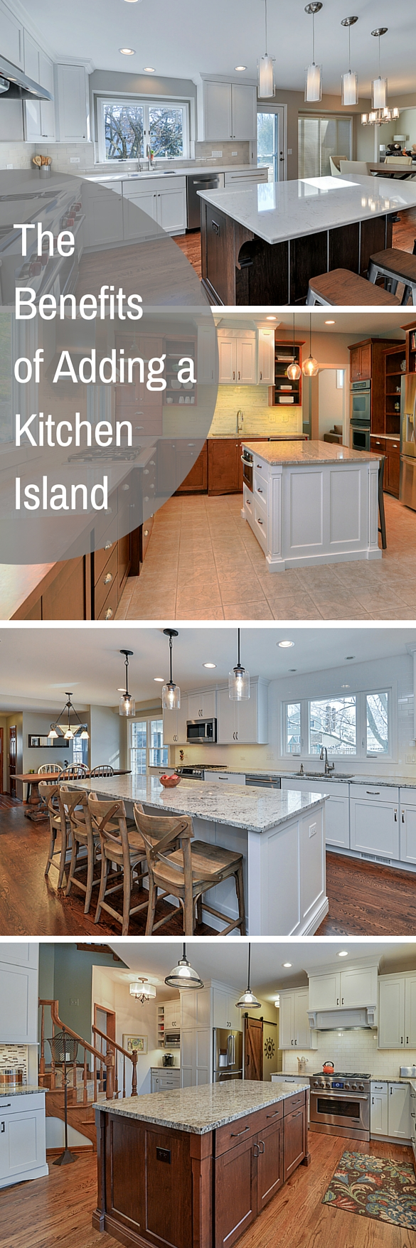 benefits of adding a kitchen island sebring services additional storage the benefits of adding an island to your kitchen   home remodeling      rh   sebringdesignbuild com