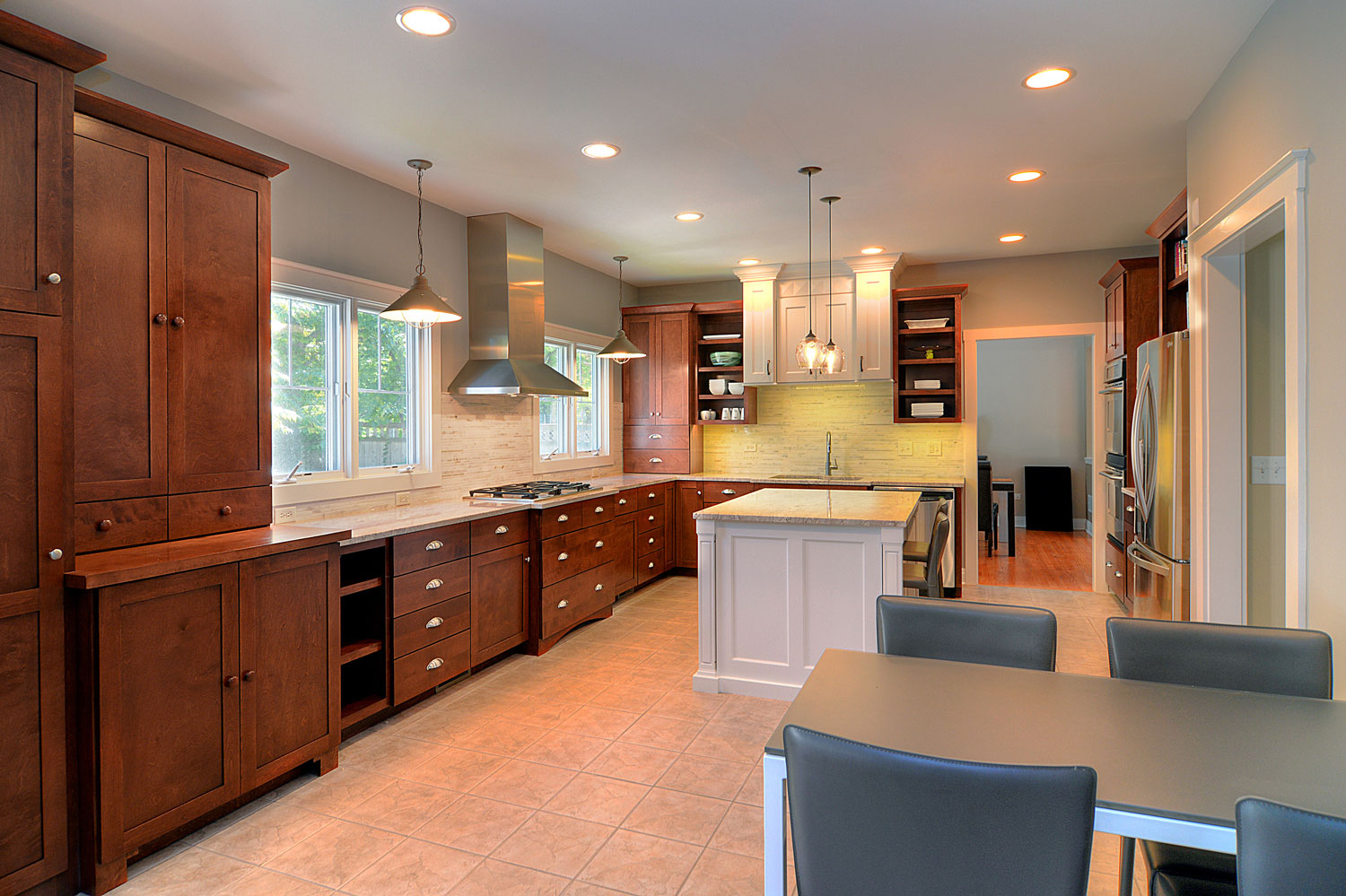 Kitchen Remodeling Naperville Il Collection Brian & Mary's Kitchen Remodel Pictures  Home Remodeling .