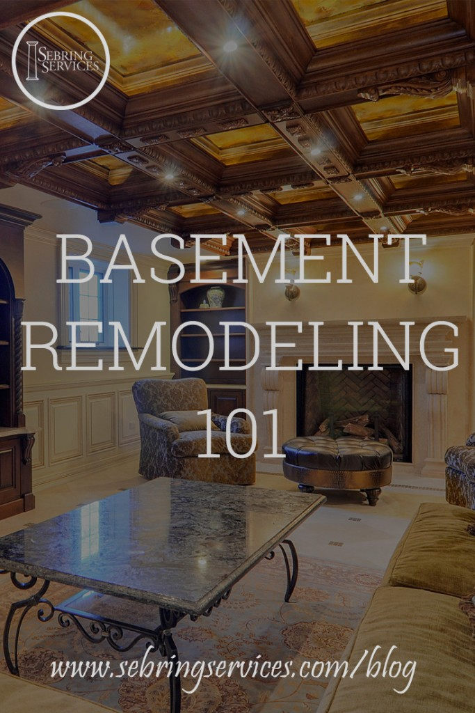 Basement Remodeling 101 Important Considerations for Your Big Project