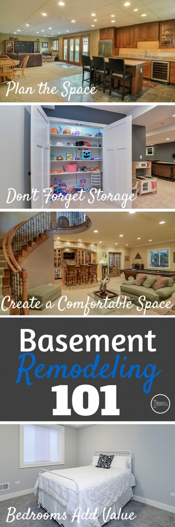 Basement Remodeling 101 Important Considerations Sebring Servicesd