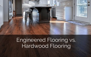 Flooring Face-Off Engineered Flooring vs. Hardwood Flooring 1 Sebring Services