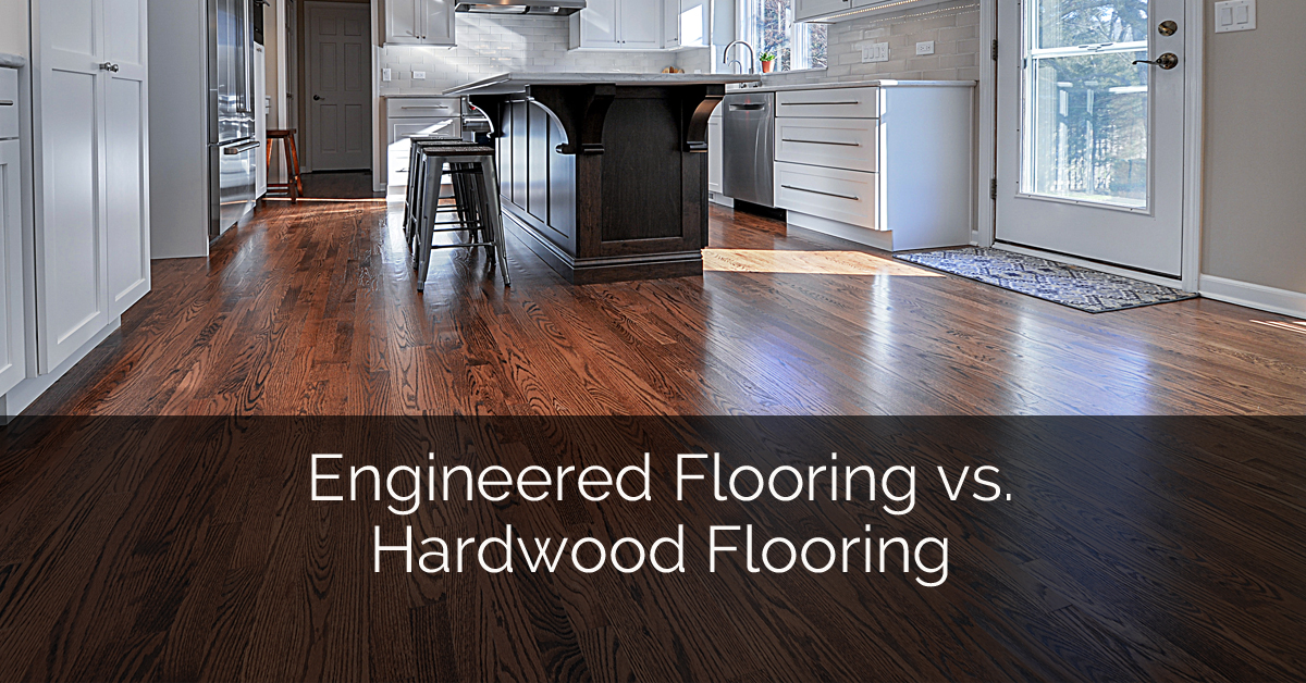 Flooring Face-Off: Engineered Flooring vs. Hardwood Flooring | Home ...