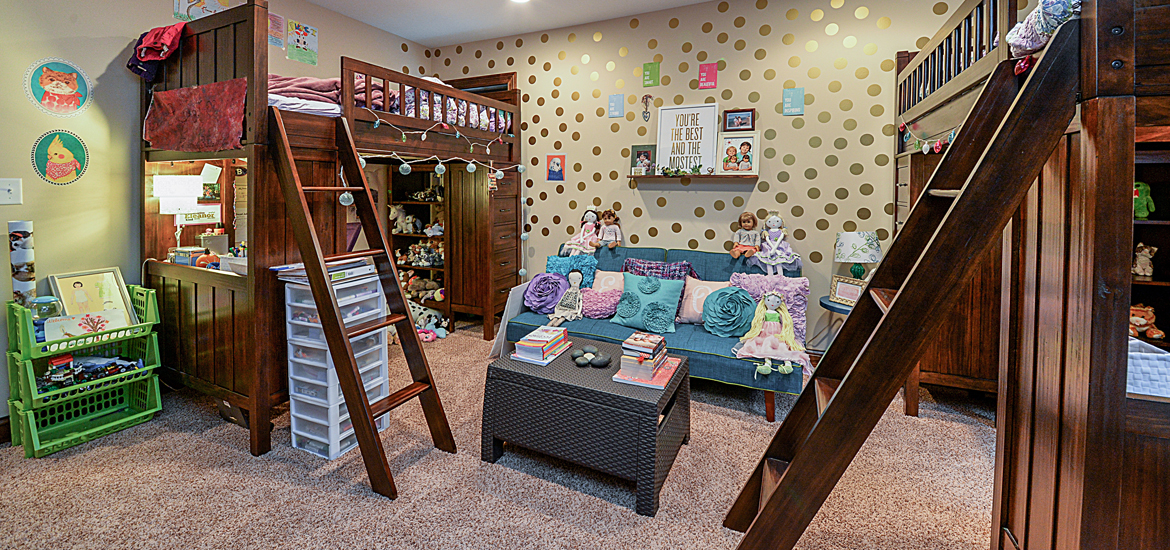 got kids basement remodeling ideas for your growing family home remodeling contractors. Black Bedroom Furniture Sets. Home Design Ideas