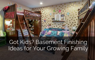 Got Kids Basement Ideas for Your Growing Family Sebring Services