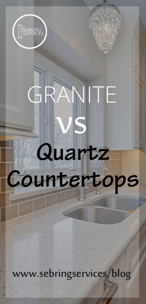 Granite Vs Quartz Countertops Sebring Services Granite Pros