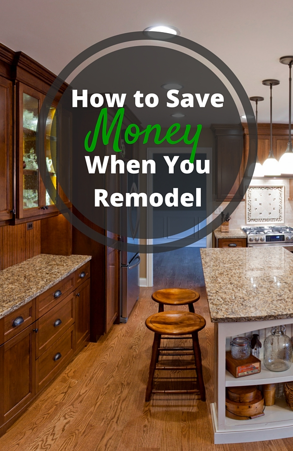 How to Save Money Remodeling