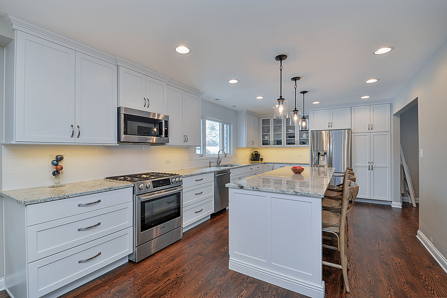 Kitchen Remodel Naperville - Sebring Design Build