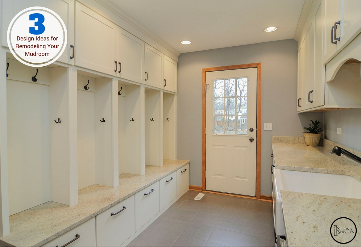 3 design ideas for remodeling your mudroom home for Garage mudroom designs