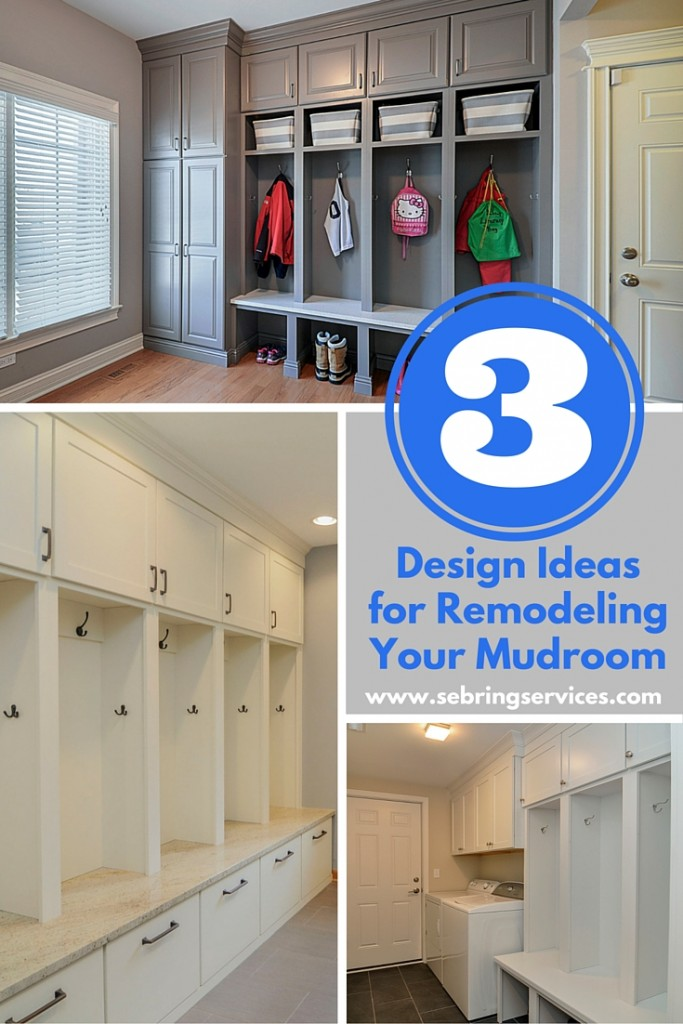 3 Design Ideas for Remodeling Your Mudroom   Home Remodeling ...