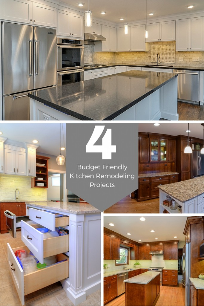 Kitchen Remodeling Services Style 4 Budget Friendly Kitchen Remodeling Projects  Home Remodeling .