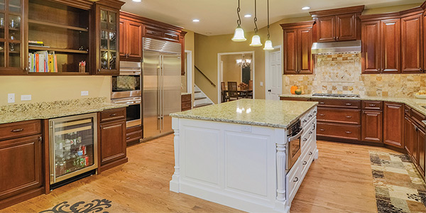 Add Furniture-style Features. 6 Must-See Kitchen Design Trends Sebring Services & 6 Must-See Kitchen Design Trends | Home Remodeling Contractors ...