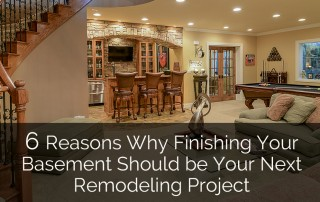 Reasons Why Finishing Your Basement Should be Your Next Remodeling Project - Sebring Services