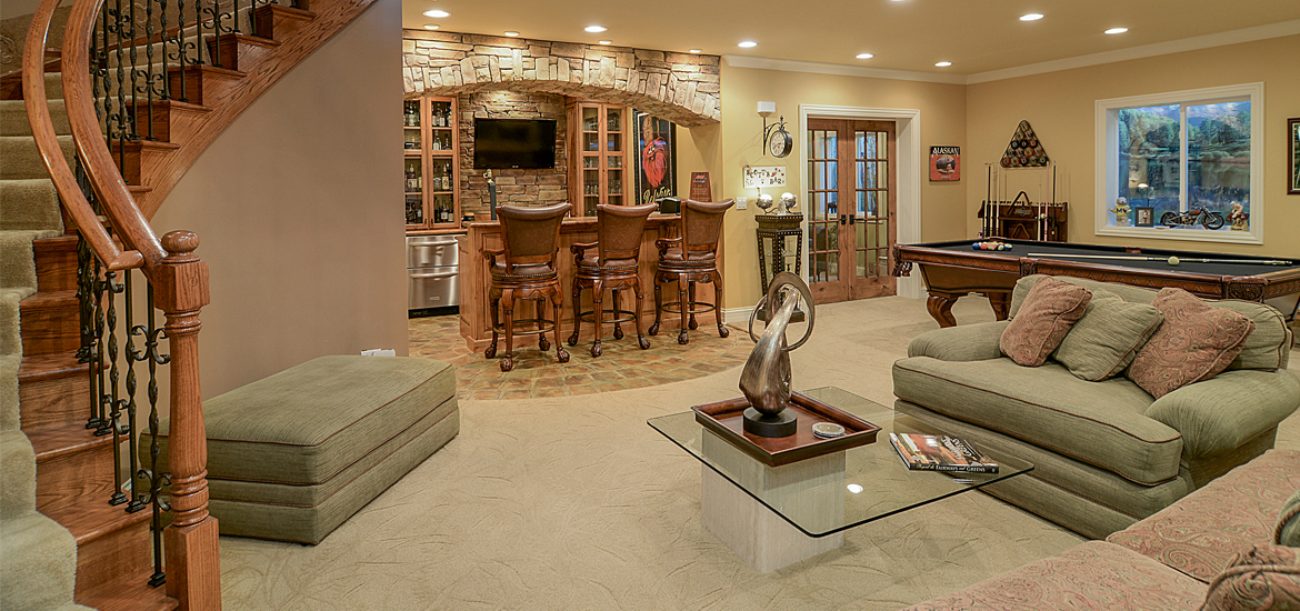 6 Reasons Why Finishing Your Basement Should be Your Next Remodeling Project Sebring Services