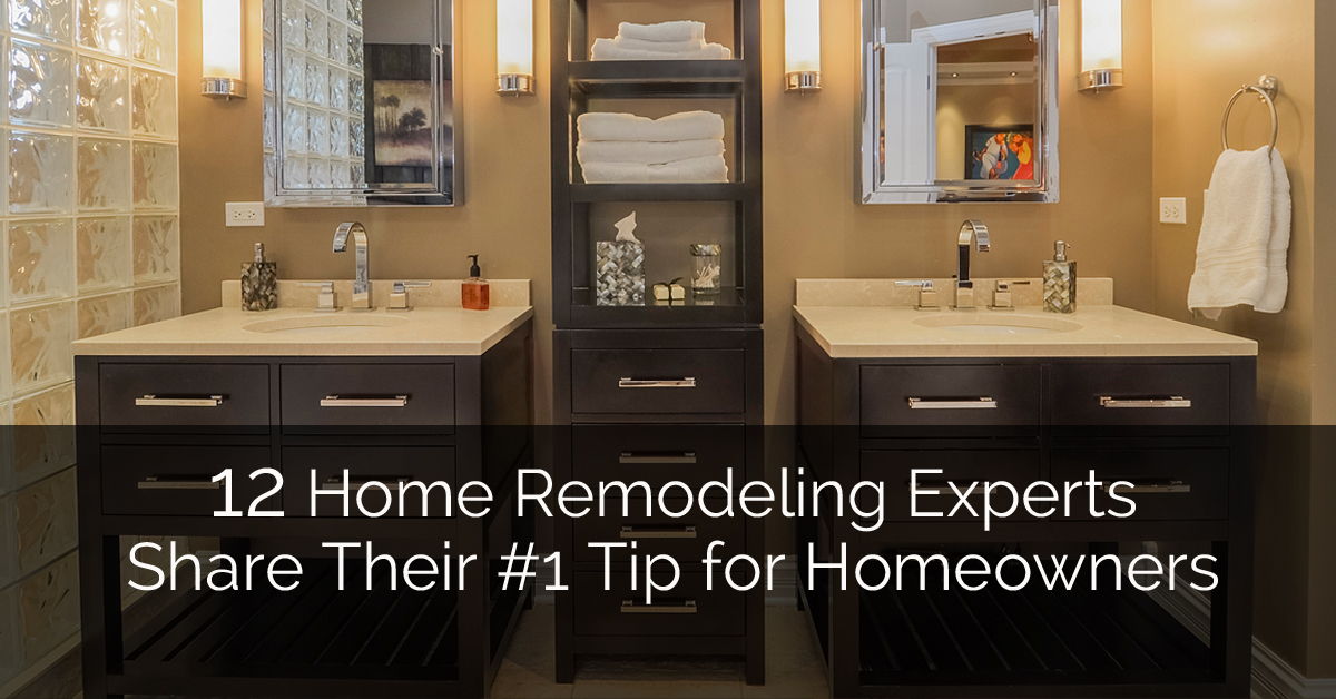 Home Remodeling Experts Share Their Tip For Homeowners Home - Bathroom remodel lafayette indiana
