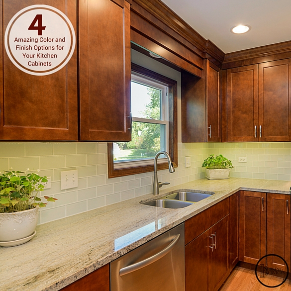 Good Color For Kitchen Cabinets: 4 Amazing Color And Finish Options For Your Kitchen