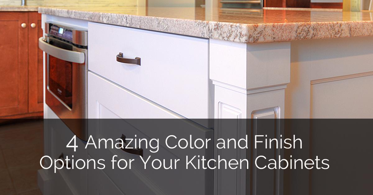 kitchen cabinet finish options. 4 Amazing Color and Finish Options for Your Kitchen Cabinets  Home Remodeling Contractors Sebring Design Build