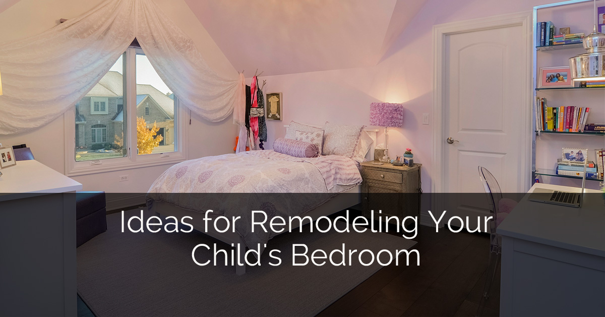 Ideas For Remodeling Your Kids Bedroom Home Remodeling Contractors Classy Castle Building And Remodeling Decor Painting