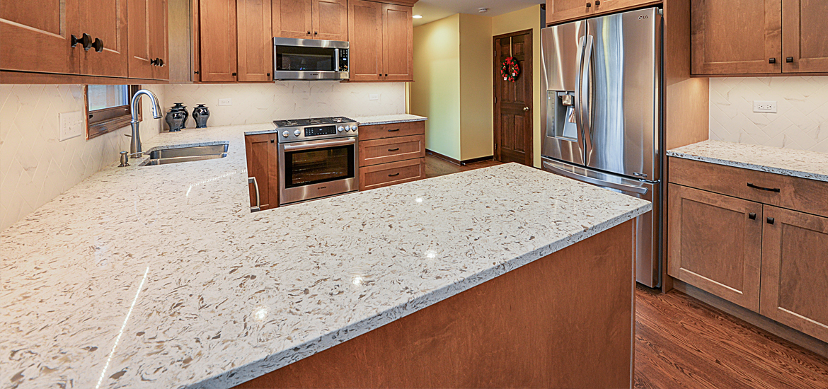 Quartz Kitchen Countertop : Not only is quartz the emerging star of kitchen countertops, it has ...