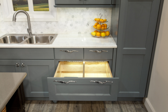 Color and finish options for your kitchen cabinets sebring services