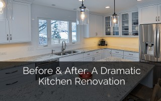 Before & After A Dramatic Naperville Kitchen Renovation Sebring Services
