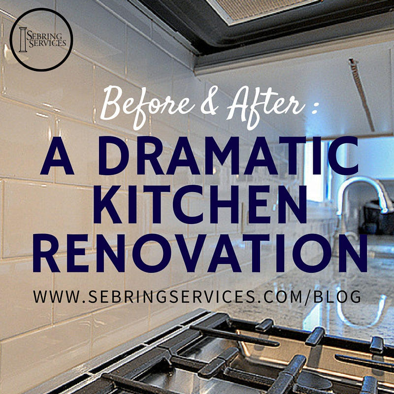 Before & After A Dramatic Naperville Kitchen Renovation
