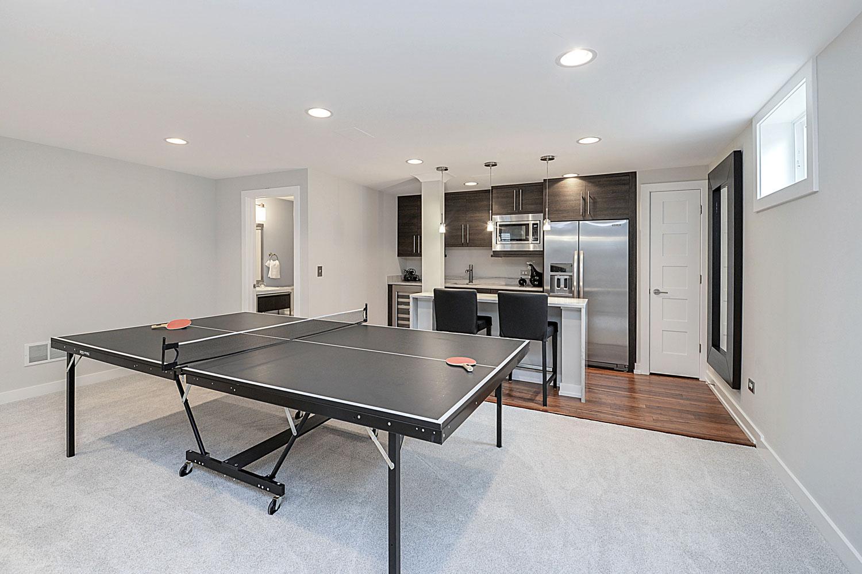 Doug Natalie 39 S Basement Remodel Pictures Home Remodeling Contractors Sebring Design Build