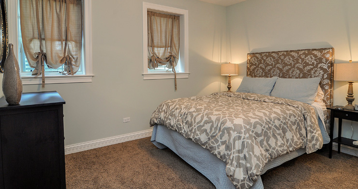 A 3rd party review on the value of a finished basement for 3 bedroom with finished basement