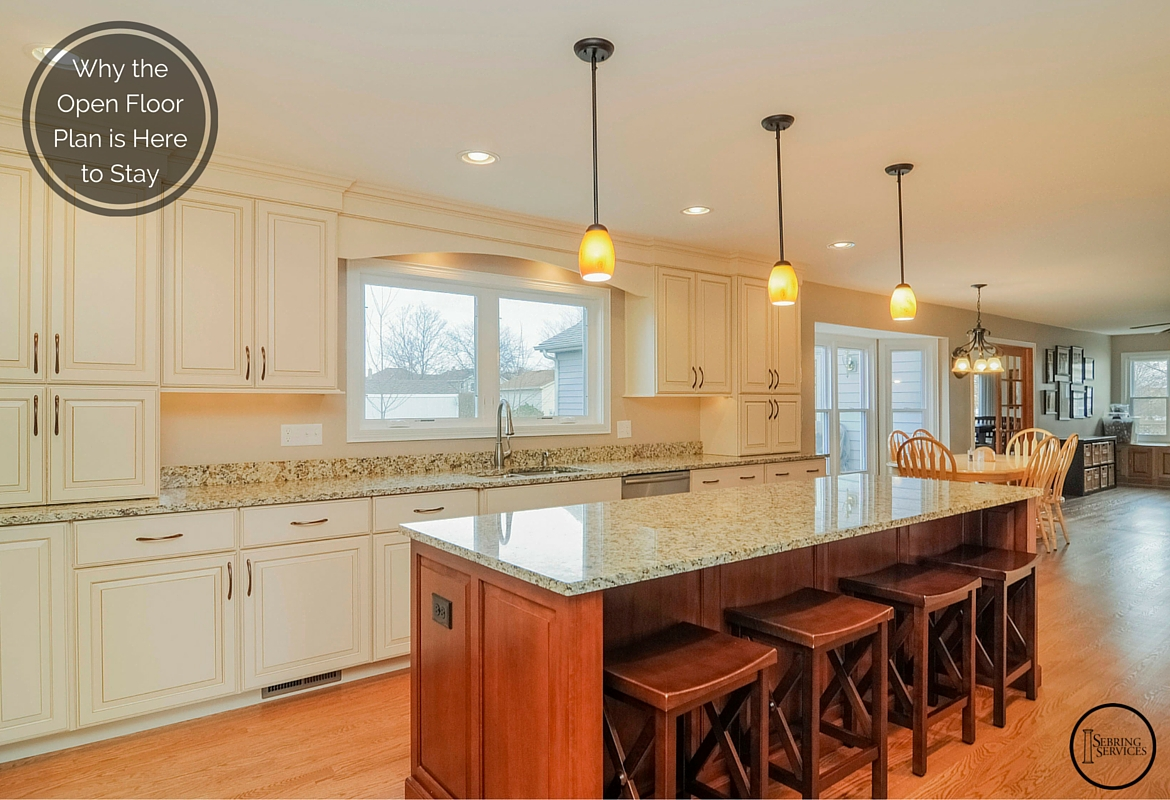 Amazing Why The Open Floor Plan Is Here To Stay Sebring Services