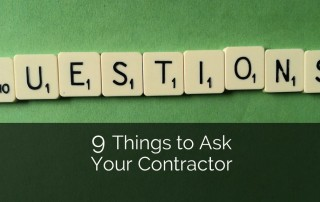 9 Things to Ask Your Contractor Sebring Design Build