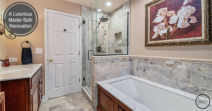 Luxurious In Lisle A Master Bath Renovation Sebring Services