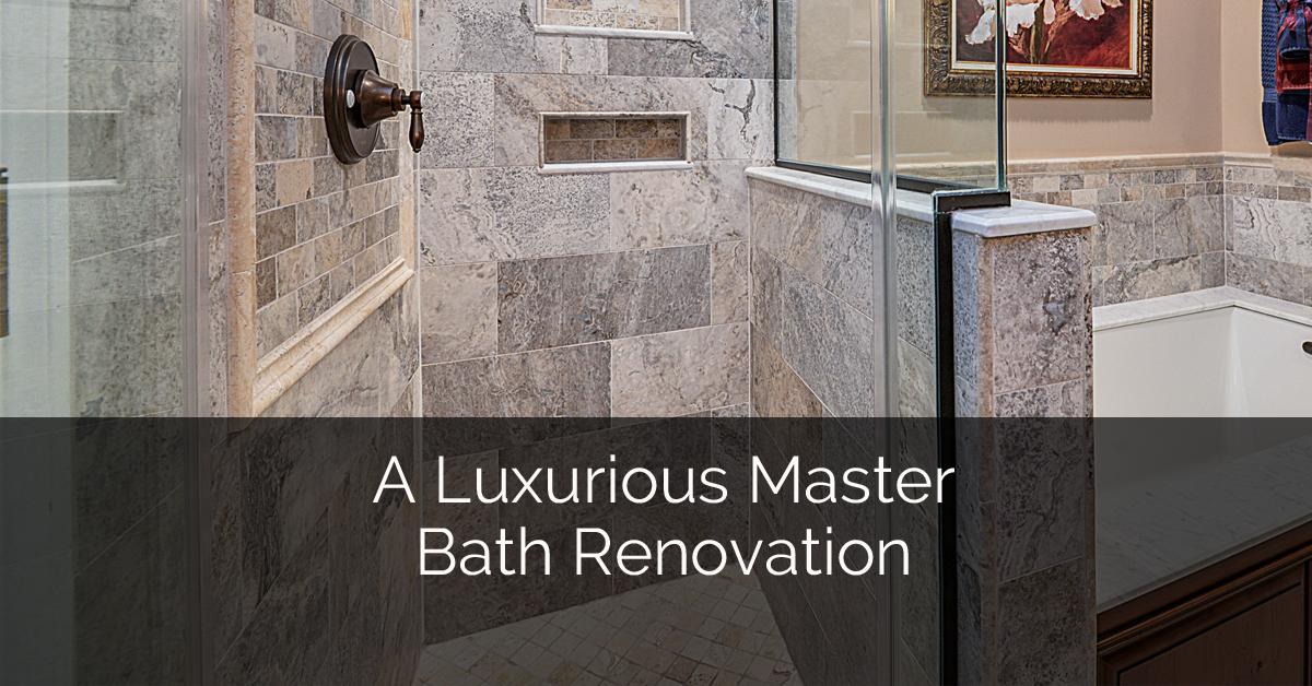 A Luxurious Master Bath Renovation Sebring Services