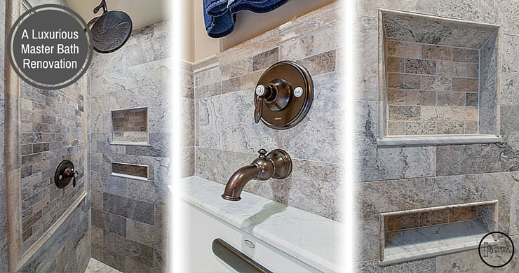 Luxurious in Lisle: A Master Bath Renovation Sebring Services