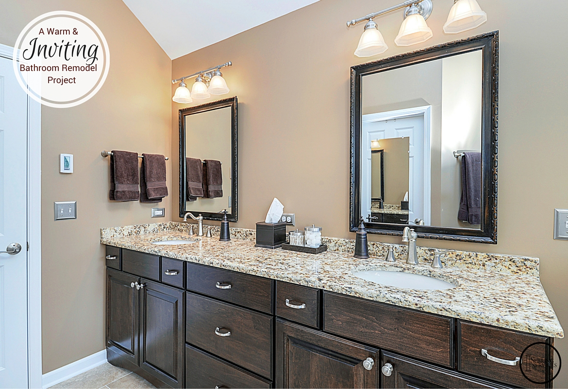 Naperville Bathroom Remodeling A Warm & Inviting Bathroom Remodel  Home Remodeling Contractors .