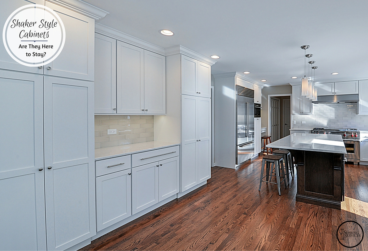 Shaker Style Cabinets: Are They Here to Stay? | Home Remodeling ...