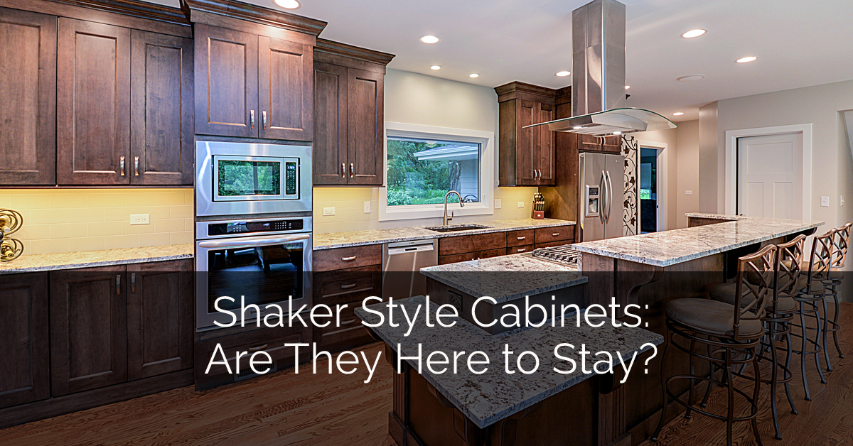 Shaker Style Cabinets: Are They Here To Stay? | Home Remodeling Contractors  | Sebring Design Build