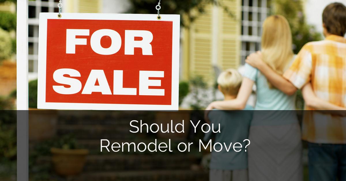 should you remodel or move home remodeling contractors sebring design build. Black Bedroom Furniture Sets. Home Design Ideas