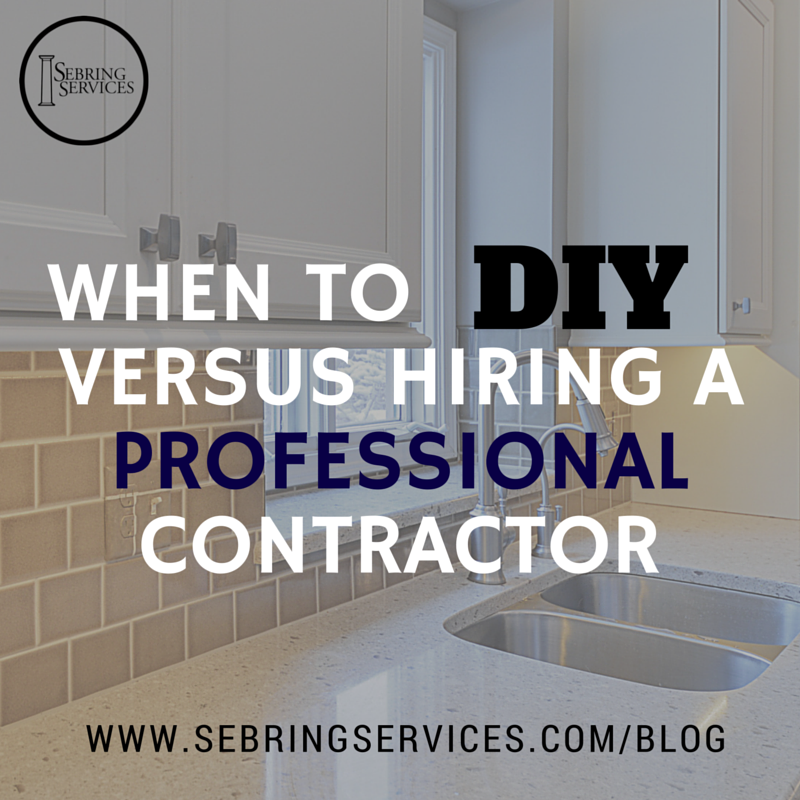 Would Hiring A Professional Painter Be The Right Choice: When To DIY Versus Hiring A Professional Contractor
