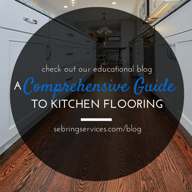 The Comprehensive Guide To Kitchen Flooring Sebring Services