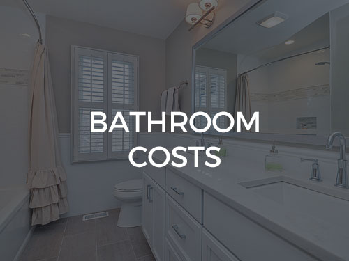 Pricing Guide Home Remodeling Contractors Sebring Design Build - Approximate cost to remodel a bathroom