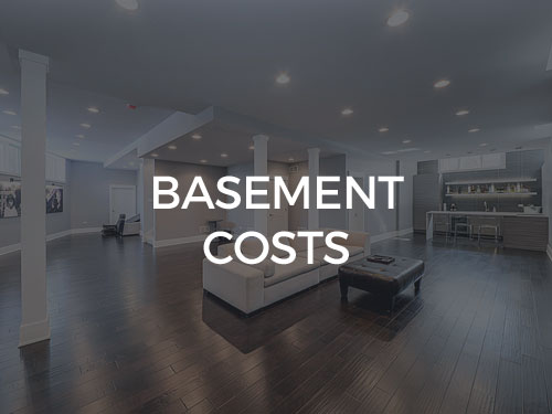 How much does finishing my basement cost? - Sebring Services