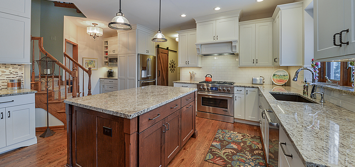 The 6 Best Kitchen Layouts To Consider For Your Renovation Home Remodeling Contractors Sebring Design Build